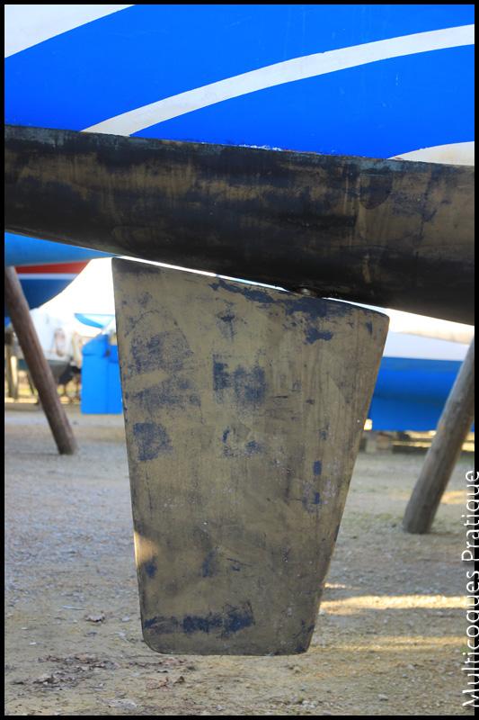 Safran suspendu sur Azuli F40